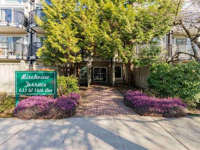 Apartment for sale in Fairview VW, Vancouver, Vancouver West, 211 633 W 16th Avenue, 262588905 | Realtylink.org