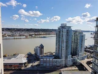 Apartment for sale in Downtown NW, New Westminster, New Westminster, 3510 888 Carnarvon Street, 262587178 | Realtylink.org