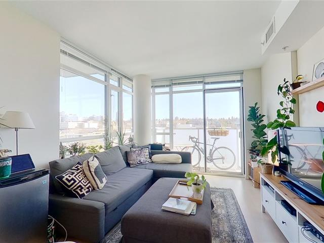 Apartment for sale in False Creek, Vancouver, Vancouver West, 701 89 W 2nd Avenue, 262590384   Realtylink.org