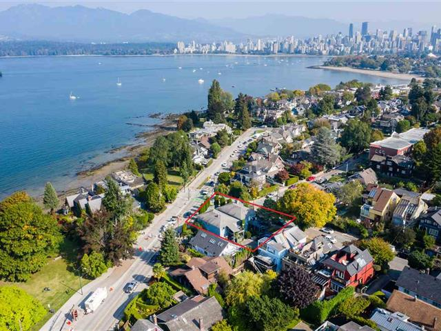 House for sale in Kitsilano, Vancouver, Vancouver West, 2710 Point Grey Road, 262590185   Realtylink.org