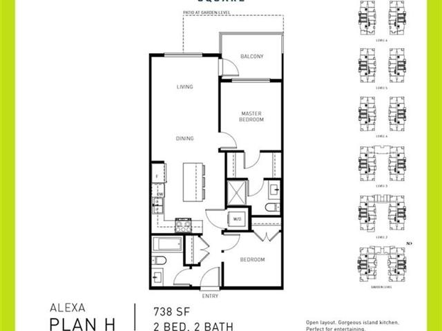 Apartment for sale in Willoughby Heights, Langley, Langley, B117 20834 80 Avenue, 262589299 | Realtylink.org