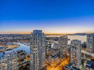Apartment for sale in Yaletown, Vancouver, Vancouver West, 2703 1455 Howe Street, 262591508 | Realtylink.org