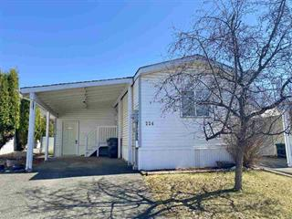 Manufactured Home for sale in Williams Lake - City, Williams Lake, Williams Lake, 224 Longhorn Drive, 262591230 | Realtylink.org