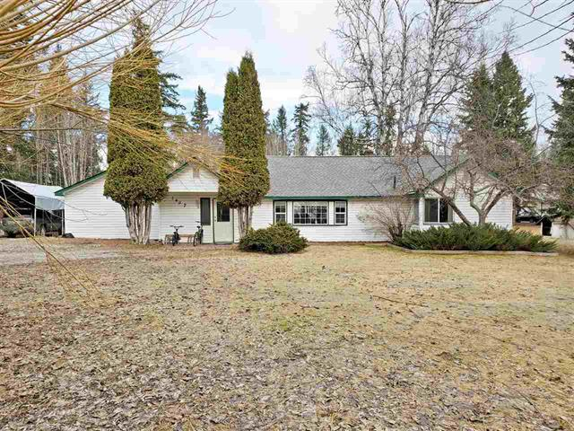 House for sale in Red Bluff/Dragon Lake, Quesnel, Quesnel, 1492 Borregard Road, 262582985 | Realtylink.org