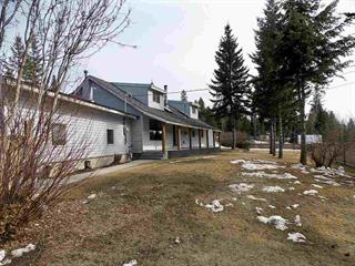 House for sale in Williams Lake - Rural North, Williams Lake, Williams Lake, 4026 N Cariboo 97 Highway, 262581816 | Realtylink.org