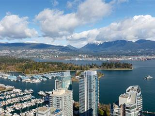 Apartment for sale in Coal Harbour, Vancouver, Vancouver West, 906 1189 Melville Street, 262582458 | Realtylink.org