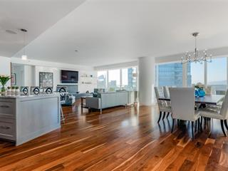 Apartment for sale in Coal Harbour, Vancouver, Vancouver West, 3706 1011 W Cordova Street, 262582356 | Realtylink.org