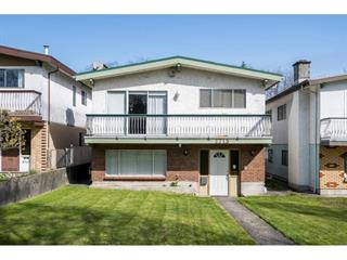 House for sale in Hastings Sunrise, Vancouver, Vancouver East, 2715 Cambridge Street, 262582619 | Realtylink.org