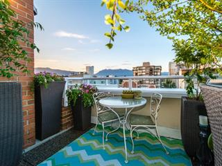 Apartment for sale in West End VW, Vancouver, Vancouver West, 801 1935 Haro Street, 262580776 | Realtylink.org