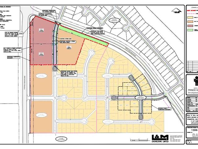 Commercial Land for sale in North Meadows, Prince George, PG City North, Quayside D 5001 North Nechako Road, 224942452   Realtylink.org