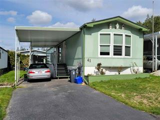 Manufactured Home for sale in Brookswood Langley, Langley, Langley, 41 2315 198 Street, 262581961 | Realtylink.org