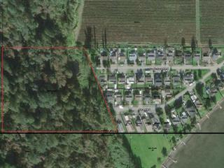 Lot for sale in Durieu, Mission, Mission, Lot 3 Sward Road, 262584911 | Realtylink.org