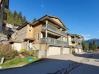 Townhouse for sale in Garibaldi Highlands, Squamish, Squamish, 8 1024 Glacier View Drive, 262586691   Realtylink.org