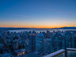 Apartment for sale in Coal Harbour, Vancouver, Vancouver West, 4502 1151 W Georgia Street, 262586234 | Realtylink.org