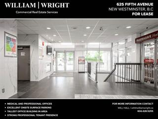 Office for lease in Uptown NW, New Westminster, New Westminster, 503 625 Fifth Avenue, 224942207 | Realtylink.org