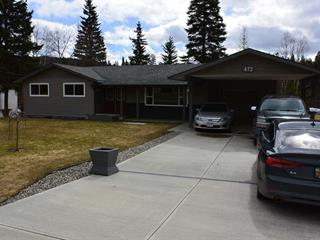 House for sale in Quesnel - Town, Quesnel, Quesnel, 472 Fiege Road, 262585728 | Realtylink.org