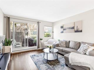 Apartment for sale in False Creek, Vancouver, Vancouver West, 208 1508 Mariner Walk, 262579263 | Realtylink.org