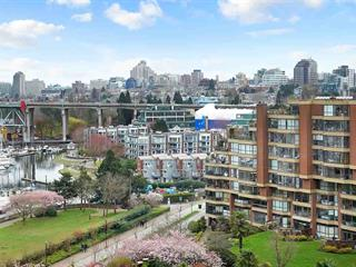 Apartment for sale in False Creek, Vancouver, Vancouver West, 904 1450 Pennyfarthing Drive, 262579337 | Realtylink.org