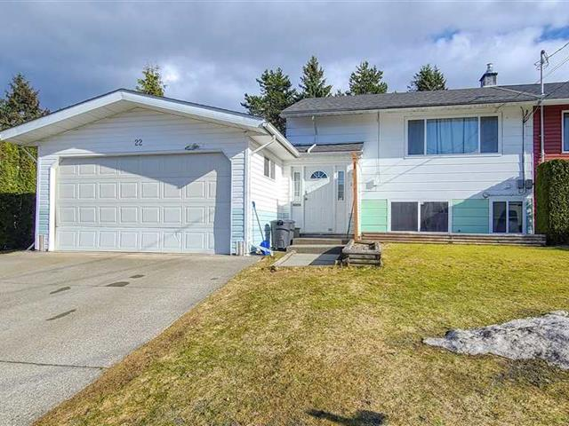 1/2 Duplex for sale in Kitimat, Kitimat, 22 Swan Street, 262577945 | Realtylink.org