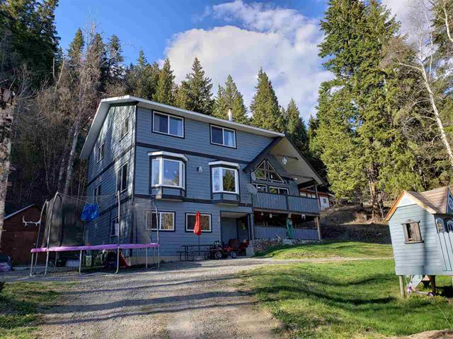 House for sale in Deka Lake / Sulphurous / Hathaway Lakes, 100 Mile House, 7589 Julsrud Road, 262579842 | Realtylink.org