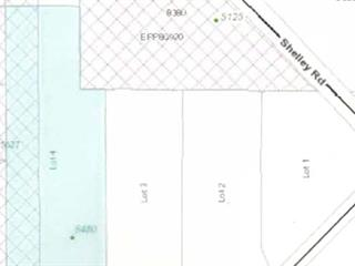 Lot for sale in Shelley, Prince George, PG Rural East, 8480 Gladtidings Drive, 262578245 | Realtylink.org