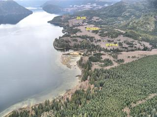 Lot for sale in See Remarks, Small Islands (Campbell River Area), Dl 112-A Loughborough Inlet, 870974 | Realtylink.org