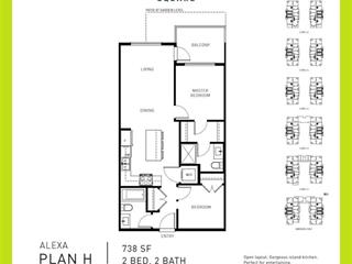 Apartment for sale in Willoughby Heights, Langley, Langley, B220 20834 80 Avenue, 262578921 | Realtylink.org
