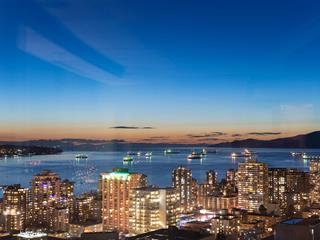 Apartment for sale in Downtown VW, Vancouver, Vancouver West, 3603 938 Nelson Street, 262573250 | Realtylink.org