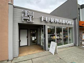 Retail for lease in Kitsilano, Vancouver, Vancouver West, 1985 W 4 Avenue, 224942049   Realtylink.org