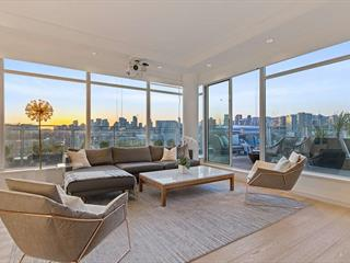 Apartment for sale in False Creek, Vancouver, Vancouver West, 1101 1661 Ontario Street, 262581406   Realtylink.org