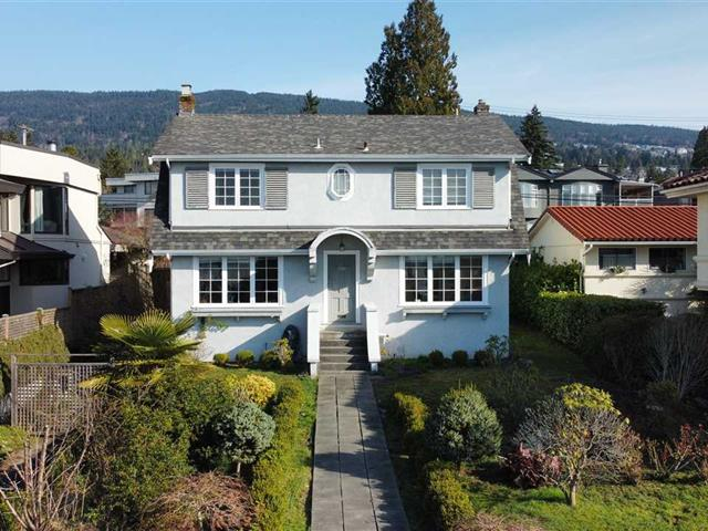 House for sale in Dundarave, West Vancouver, West Vancouver, 2361 Bellevue Avenue, 262580950   Realtylink.org