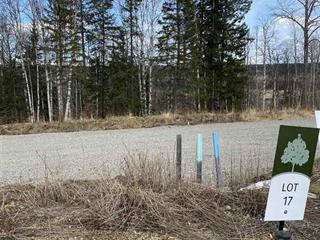 Lot for sale in Lower College, Prince George, PG City South, Lot 17 4393 Cowart Road, 262557188 | Realtylink.org