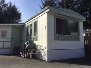 Manufactured Home for sale in Oyster River, Campbell River South, 3 2240 Fearon Rd, 871487 | Realtylink.org