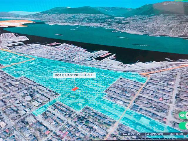 Commercial Land for sale in Hastings, Vancouver, Vancouver East, 1901 E Hastings Street, 224942550 | Realtylink.org
