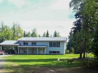 House for sale in Chief Lake Road, Prince George, PG Rural North, 8790 S Honeymoon Drive, 262587797 | Realtylink.org