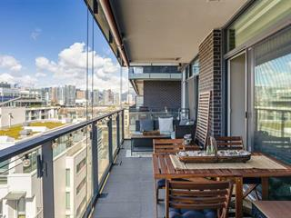 Apartment for sale in False Creek, Vancouver, Vancouver West, 912 1661 Ontario Street, 262587285 | Realtylink.org