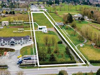 Lot for sale in Campbell Valley, Langley, Langley, 19890 16 Avenue, 262581251 | Realtylink.org