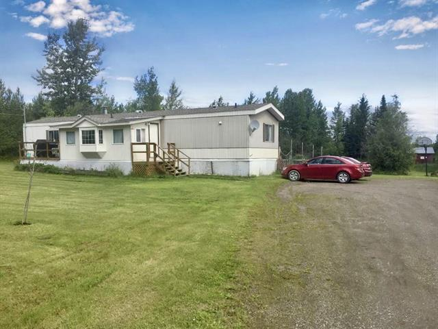 Manufactured Home for sale in Hobby Ranches, Prince George, PG Rural North, 3180 Muermann Road, 262587981 | Realtylink.org