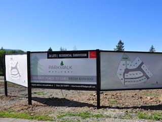 Lot for sale in Duncan, East Duncan, Lot 10 Farleigh Way, 872633 | Realtylink.org
