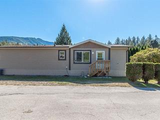 Manufactured Home for sale in Cultus Lake, Chilliwack, Cultus Lake, 1 3942 Columbia Valley Road, 262517250 | Realtylink.org