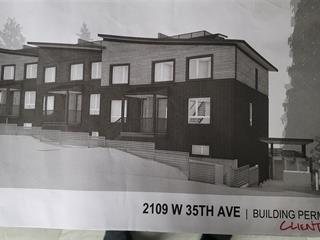 Lot for sale in Quilchena, Vancouver, Vancouver West, 2109 W 35th Avenue, 262537179 | Realtylink.org