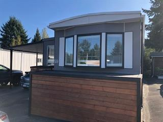 Manufactured Home for sale in Bear Creek Green Timbers, Surrey, Surrey, 59 8266 King Goerge Boulevard, 262528880 | Realtylink.org
