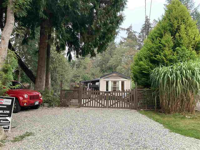 Manufactured Home for sale in Pender Harbour Egmont, Pender Harbour, Sunshine Coast, 4516 Rondeview Road, 262524362 | Realtylink.org