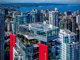 Apartment for sale in Coal Harbour, Vancouver, Vancouver West, 3801 1211 Melville Street, 262508858   Realtylink.org