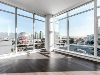 Apartment for sale in False Creek, Vancouver, Vancouver West, 603 1633 Ontario Street, 262519568 | Realtylink.org