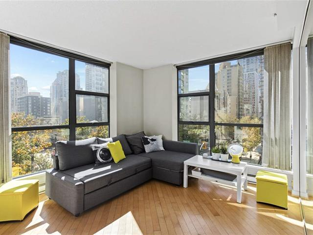 Apartment for sale in Downtown VW, Vancouver, Vancouver West, 315 1189 Howe Street, 262518133 | Realtylink.org