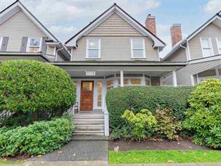 Townhouse for sale in Fairview VW, Vancouver, Vancouver West, 1339 W 7th Avenue, 262539253 | Realtylink.org