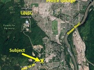 Lot for sale in St. Lawrence Heights, Prince George, PG City South, 3191 W 16 Highway, 262539787 | Realtylink.org