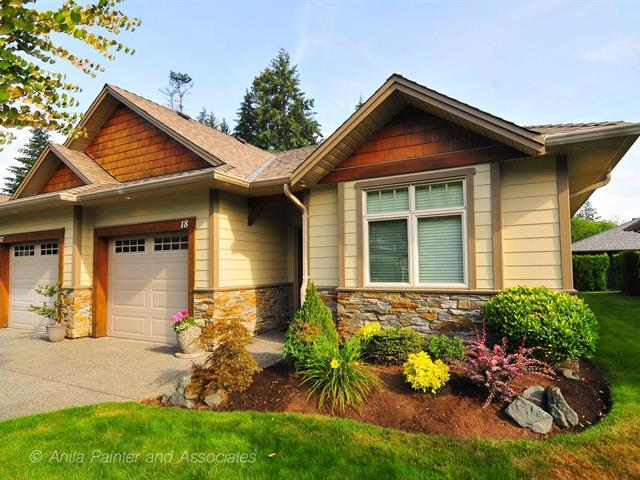 Townhouse for sale in Campbell River, Campbell River Central, 18 48 McPhedran S Rd, 860499 | Realtylink.org