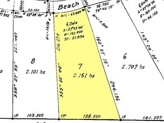 Lot for sale in Burns Lake - Rural South, Burns Lake, Burns Lake, Lot 7 Beach Road, 262489848 | Realtylink.org